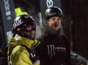 Birk Ruud of Norway takes big air for first X Games Aspen gold