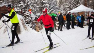 Breckebeiner on April 7 to celebrate 50 years of Nordic skiing in Summit County