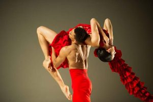 Learn to salsa with Ballet Hispánico at Silverthorne Pavilion
