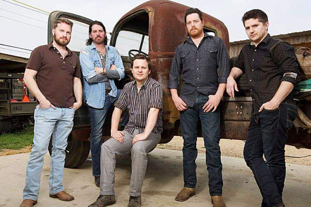 Micky & the Motorcars will perform at Warren Station at 7:45 p.m. on Saturday.