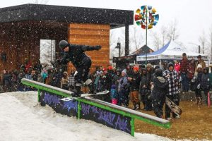 Silverthorne to host Rail Jam at performing arts center April 5-6 with cash prizes
