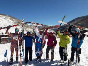 Summit County Sheriff's Office team wins 46th Annual Colorado Peace Office Ski Race at Vail