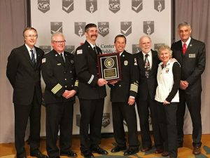 Summit Fire honored with professional accreditation from the Center of Public Safety Excellence