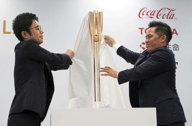 Tokyo 2020 organizers unveil Olympic torch; Doping probe expands across sports