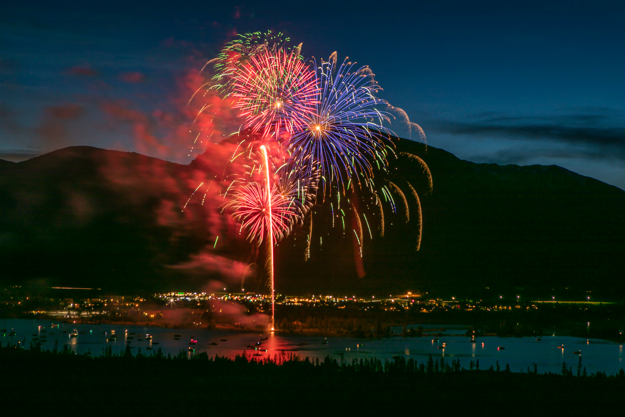 Frisco cancels Fourth of July fireworks display