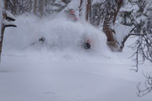 Podcast: 'Mayor of Pow Town' Gary Fondl describes skiing through weekend storm