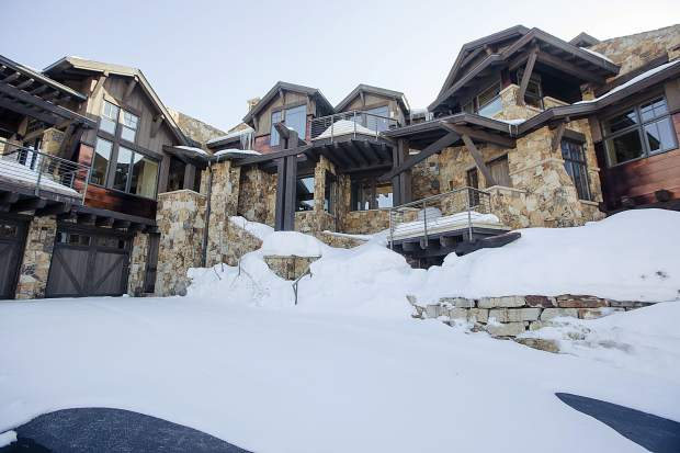 $3.6 million, single-family home at 445 Long Ridge Drive, Highlands at Breckenridge.