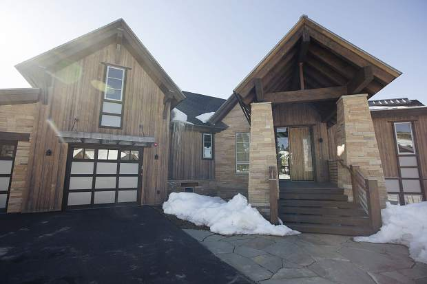 $2.8 million, single-family home at 173 Glen Eagle Loop, Fairways at Breckenridge.