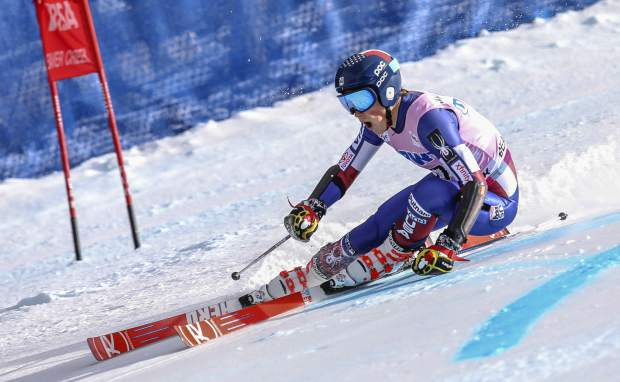 River Radamus of Edwards makes his debut World Cup start in men's giant slalom in Beaver Creek in December 2017. The ski racer Radamus has a name that screams summer and a game that's meant for winter. The 21-year-old American recently won two gold medals at the world junior championships in Italy. He's part of the next wave of American racers ready to make some waves.
