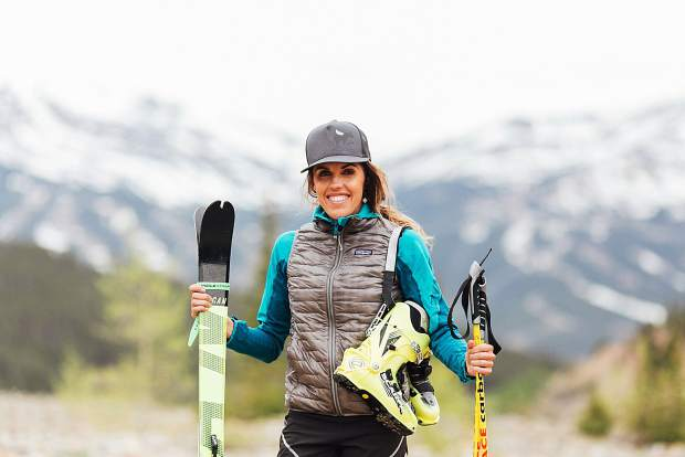 Summit County local Sierra Anderson will represent the United States at this week's International Ski Mountaineering Federation World Championships in Switzerland.