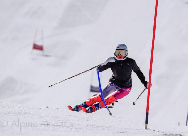 Summit County local Olyvia Snyder will compete at the U.S. U-16 Alpine Ski Junior Nationals at Breckenridge Ski Resort, which will take place March 31 through April 4 on Peaks 9 and 10.