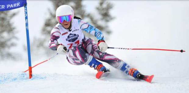 Summit County local Jenna Sheldon will compete at the U.S. U-16 Alpine Ski Junior Nationals at Breckenridge Ski Resort, which will take place March 31 through April 4 on Peaks 9 and 10.