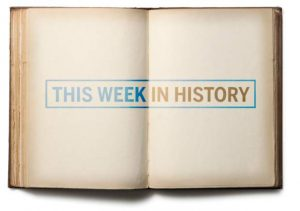 This Week In History: Wellington to shut down in April