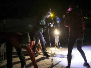 Carbondale's Van Horn nearly clinches North American uphill record