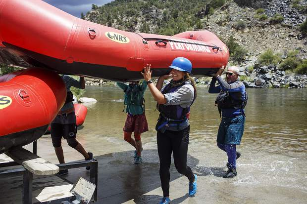 Summit County rafting outfitters look forward to great season thanks to strong snowpack