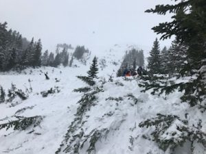Backcountry skier dies in avalanche near Jones Pass in Clear Creek County