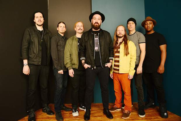 Funk band The Motet plays in Frisco to launch new weed strain