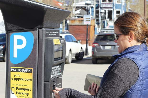 Breckenridge suspends paid parking in town lots, gondola parking lots through May