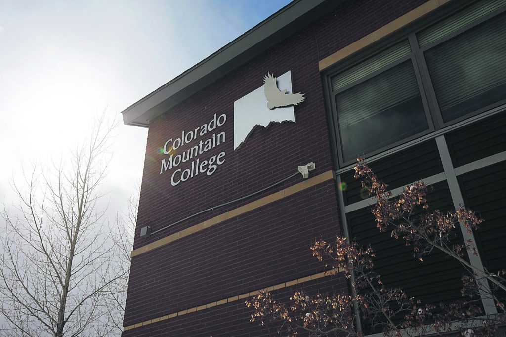 Colorado Mountain College campus pictured in April 2019 in Breckenridge.