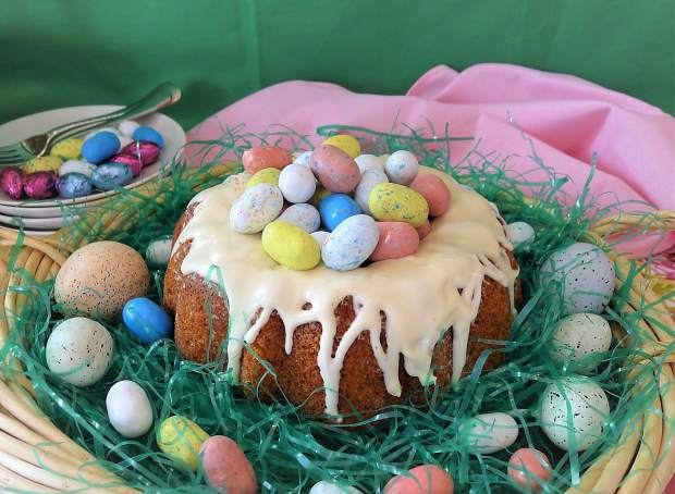 High Country Baking: Hop into Easter with carrot cake