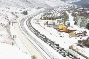 Colorado on verge of expanded traction law targeting 2WD cars on I-70