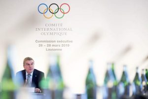 IOC resists change to rule limiting athlete sponsors