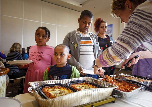 Summit Interfaith Council hosts pilot People's Supper event in Frisco