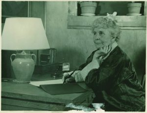 Looking back on the life of one of the county's  most famous authors, Belle Turnbull