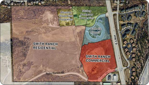 Silverthorne is building a roughly 200-unit residential workforce housing project at Smith Ranch, along on Highway 9 in northern Silverthorne.