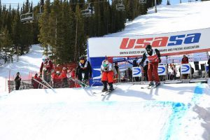 Colin Harris' skiercross national title tops Summit County success at USASA Nationals