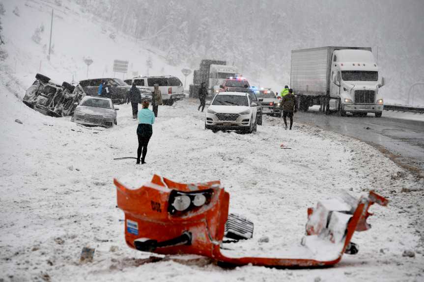 Beefed-up Colorado traction law signed, will restrict 2WDs on I-70 in the mountains most of the year