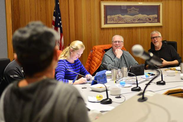Former Breckenridge Councilman Mark Burke honored in record of US House