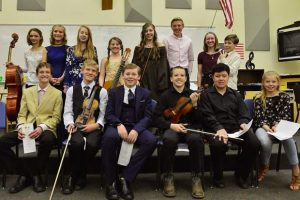Nine musicians participate in Young Composers Competition