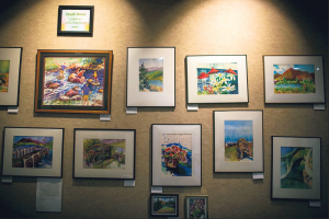 'Bloom' art exhibit is now open in the Summit County Commons