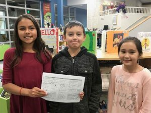 Dillon Valley Elementary students spur plastic bag fee conversations