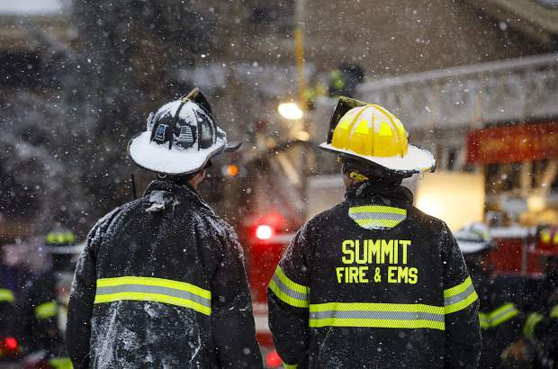 Firefighters honored at Summit Fire & EMS annual awards ceremony