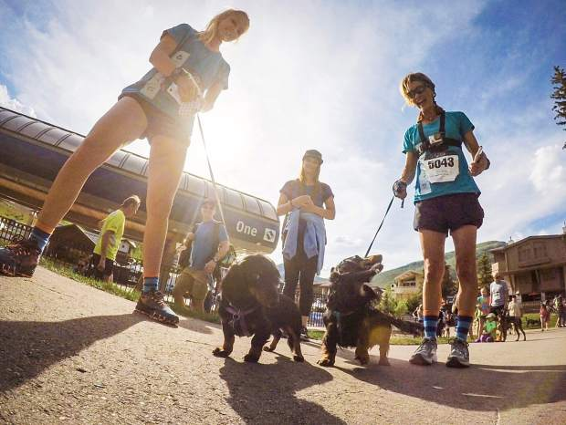 The GoPro Mountain Games Rocky Dog Trail Run is Thursday, June 6.
