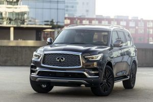 Mountain Wheels: Finding I-70 Zen (and great joy in the Infiniti QX80)