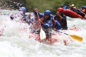 Summit County-based rafting guides hopeful big snowpack equals extended season on Lower Blue River