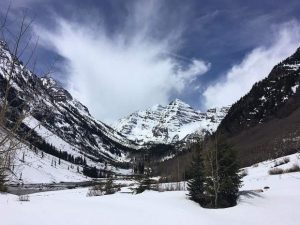 Maroon Bells avalanche debris leaves brides scrambling to find new altar