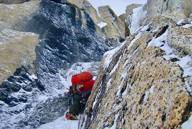 Steamboat climbers conquer challenges at Moose's Tooth in Alaska