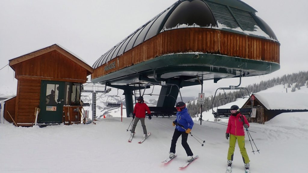 Ski resorts send a record-setting rent payment to the federal government after 2017-18 season