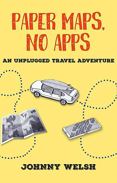 Book review: 'Paper Maps, No Apps'