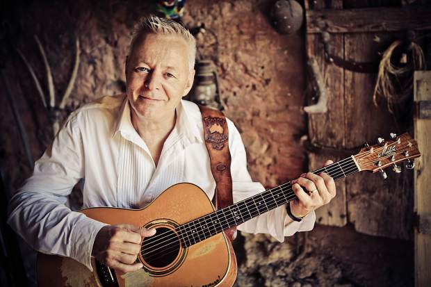 Hear Tommy Emmanuel and Logan Ledger play at the Riverwalk Center