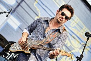 Guitarist Mike Zito brings his blues to the Dillon Amphitheater on Friday