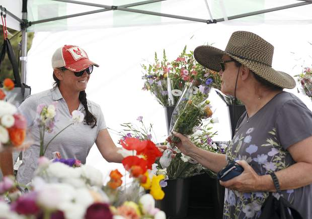 Photo essay: Dillon Farmers Market kicks off season