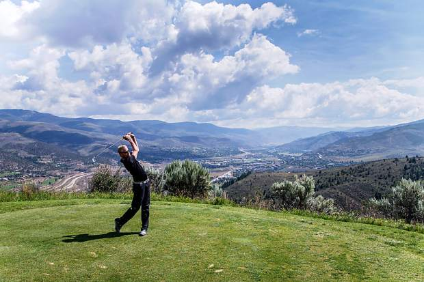 Cordillera offers four courses with expansive views in Edwards.