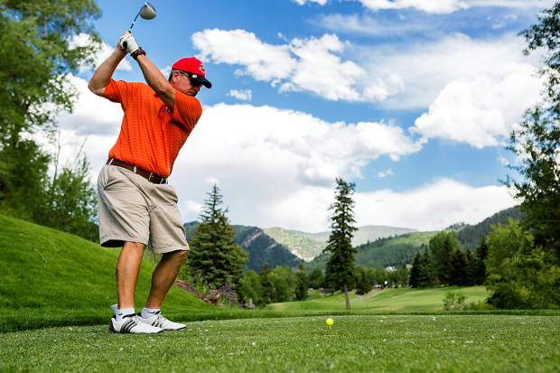 EagleVail Golf Club is one of the area's older courses and also offers a Par 3 Course.