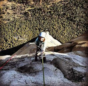 Glenwood girl becomes youngest to ever climb iconic nose of El Capitan