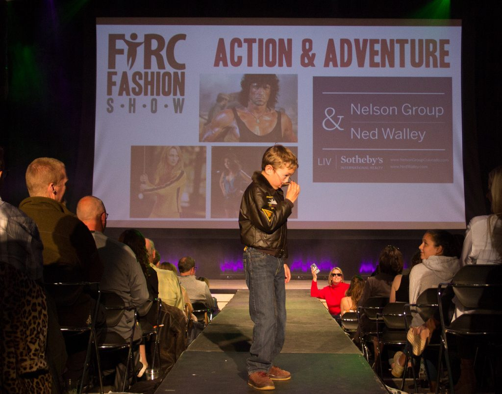 FIRC Fashion Show Friday, June 21, at the Riverwalk Center in Breckenridge.